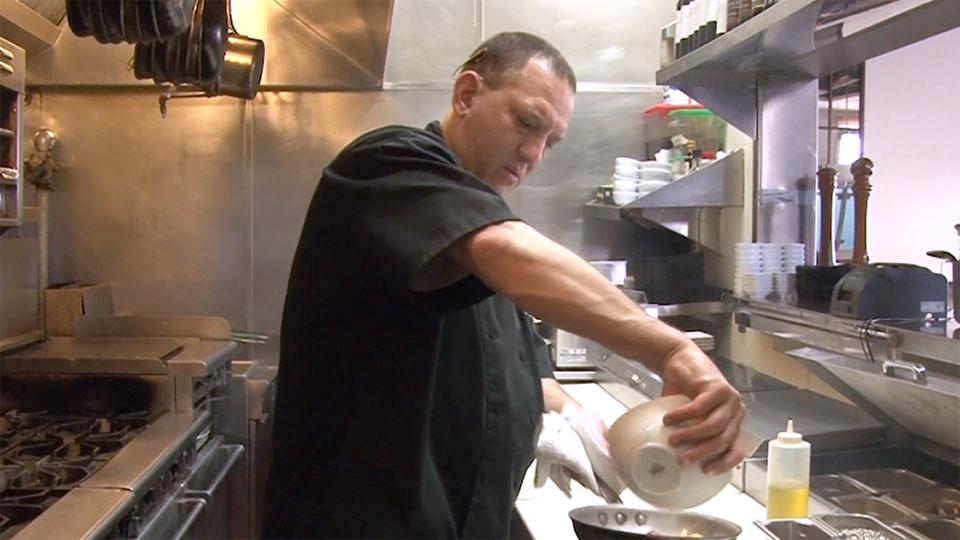 Chef Darren: The Challenge of Profound Deafness
