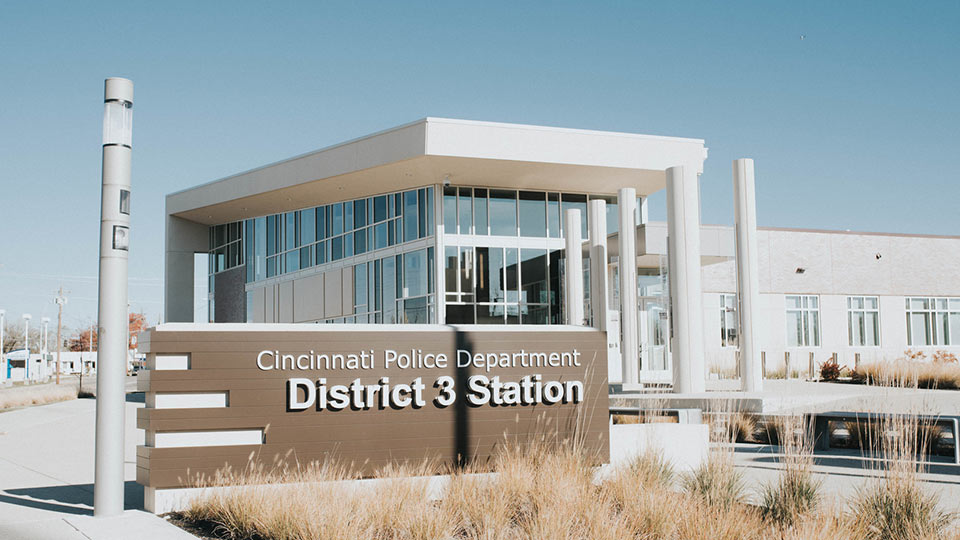 Blue Goes Green: Net Zero Police Station